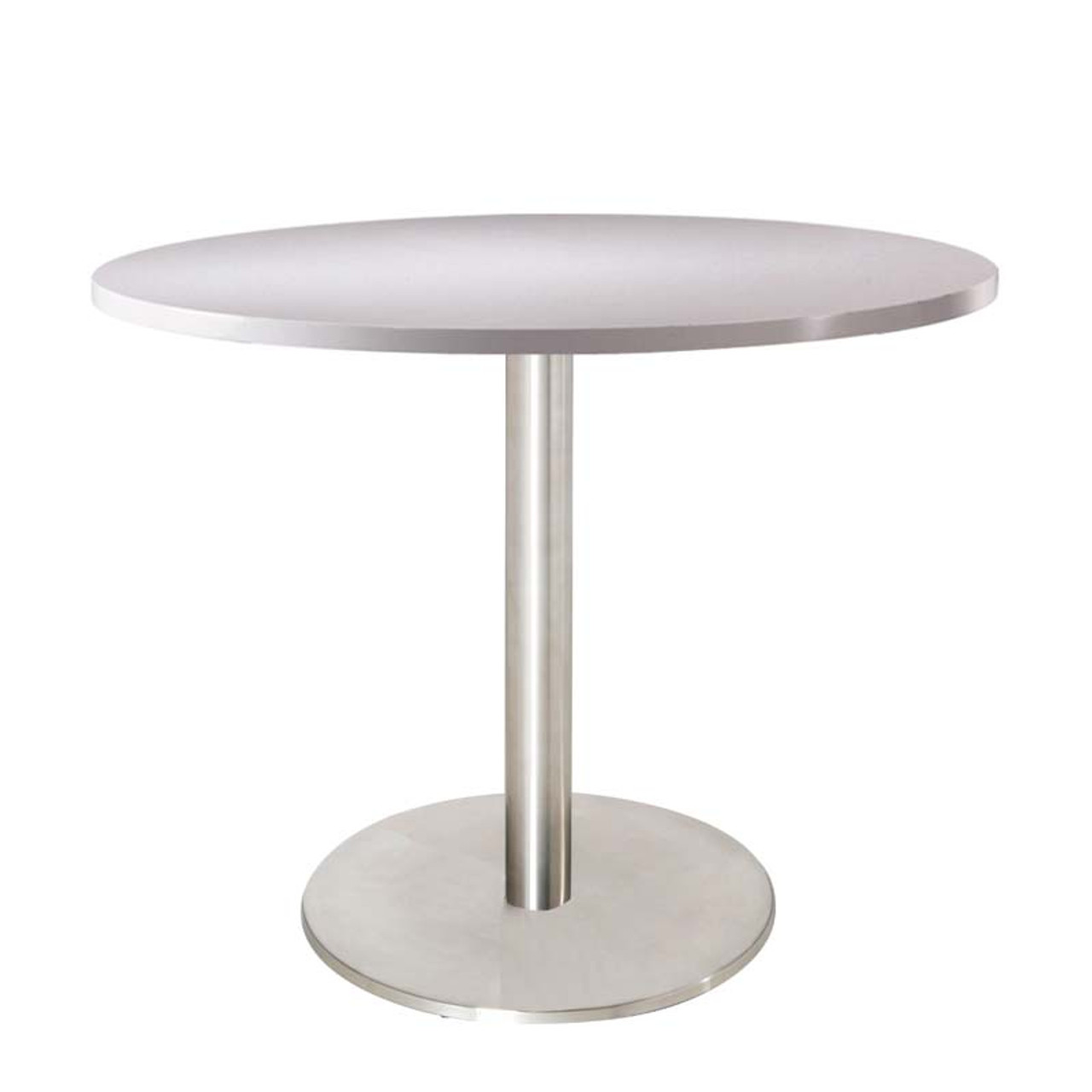Sharon Stainless Steel Round Table Base