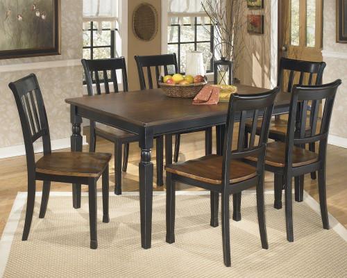 Owingsville 7 Pc Rectangular Dining Set