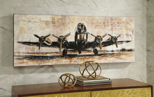 The Draper Brown Black Wall Art Set Available At Logan Furniture