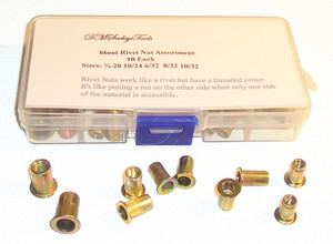 Rivet Nut threaded  inserts