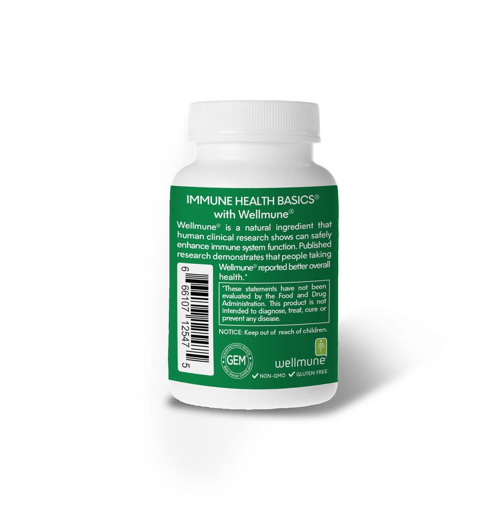 Immune Health Basics 500 mg /60 capsules