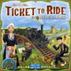 Ticket To Ride - The Netherlands - Map Collection #4 - Board Game - Days of Wonder