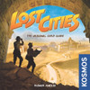 Lost Cities - A Card Game of Exploration - Thames and Kosmos