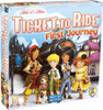 Ticket To Ride - First Journey - Europe - Board Game - Days of Wonder