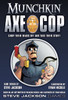 Munchkin - Axe Cop - The Card Game - Steve Jackson Games