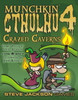 Munchkin Cthulhu 4 - Crazed Caverns - Card Game Expansion