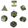 Norse Foundry - Blacksmith's Anvil - 16-22mm RPG Polyhedral Dice  (Set of 7)