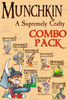 Super Duper Munchkin COMBO - Base Game + 2 3 4 5 6 6.5 7 8 expansion packs!
