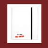 Ultra Pro - 4-Pocket Pro Binder - Holds 160 cards - White