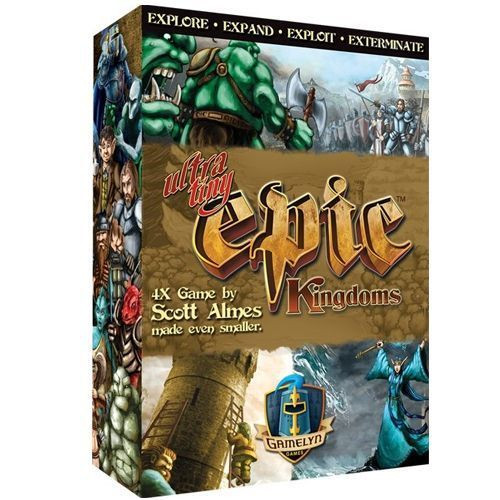ULTRA - Tiny Epic Kingdoms - A Card Game - Gamelyn Games