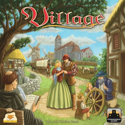 Village - The Board Game - Stronghold Games