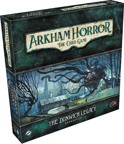 Arkham Horror - LCG - Card Game - The Dunwich Legacy Expansion
