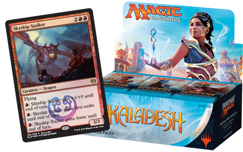 Magic the Gathering - Kaladesh 2016 - Booster Packs - Wizard of the Coast