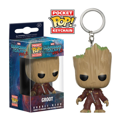 Pocket POP! Keychain - Marvel Comics - Guardians of the Galaxy Vol. 2 - Baby Groot