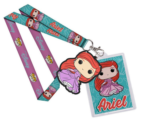 POP! Lanyards - Disney - Princesses - Ariel