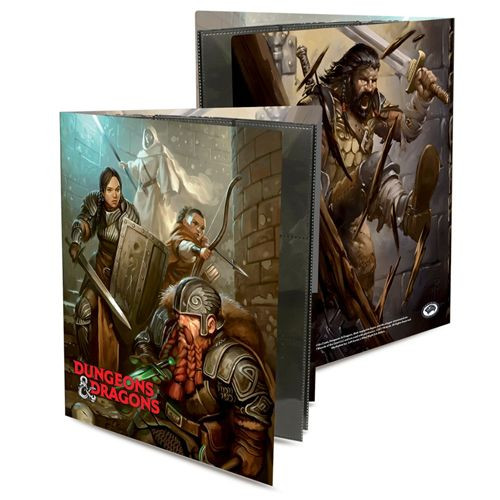 Ultra Pro - Character Folio - Dungeons & Dragons - Dungeon Crawl