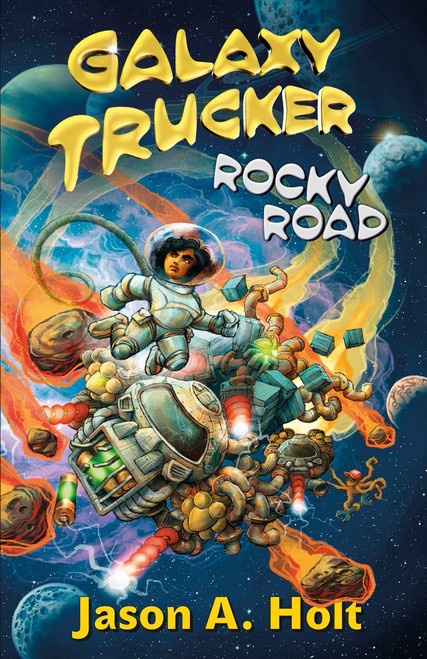 Galaxy Trucker - Rocky Road - A Novella - Czech Games Entertainment