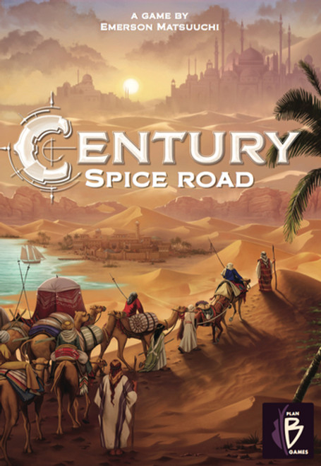 Century - Spice Road - Board Game - Plan B Games
