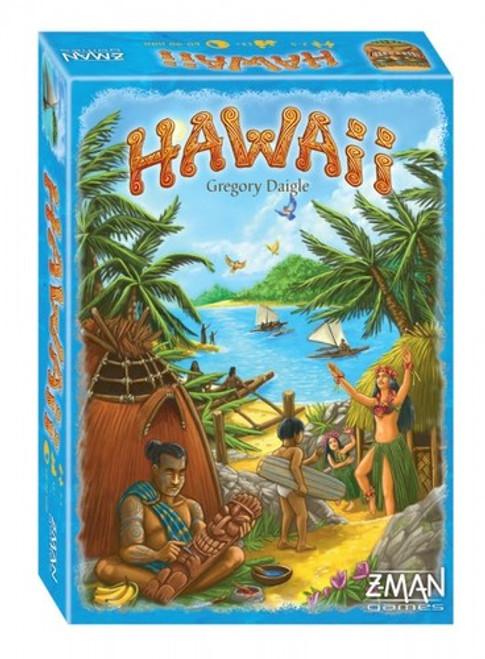 Hawaii - An Aloha Board Game - Z-Man Games