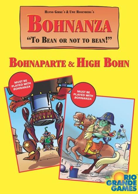 Bohnanza - High Bohn Plus Bohnaparte Expansion - Rio Grande Games