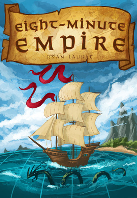 Eight Minute Empire - An Adventurers Card Game - Red Raven Games