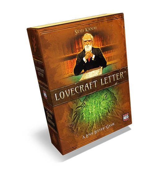 Lovecraft Letter - A Cthulurific Card Game - AEG