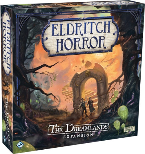 Eldritch Horror - The Board Game - The Dreamlands Expansion - Fantasy Flight