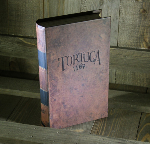 Tortuga 1667 - A Game of the Spanish Armada - Facade Games