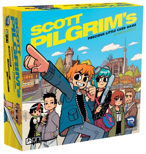 Scott Pilgrim's Precious Little Card Game - Renegade Games