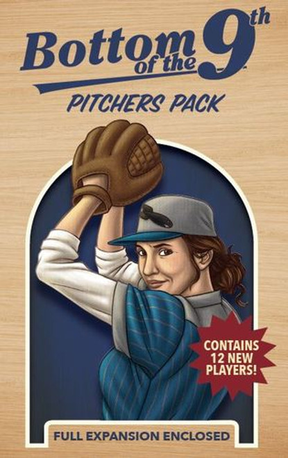 Bottom of the 9th - Expansion #4 - Pitcher's Pack - Dice Game - Dice Hate Me Games