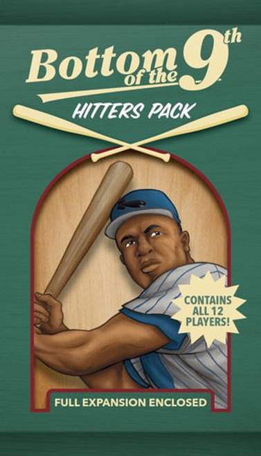 Bottom of the 9th - Expansion #3 - Hitter's Pack - Dice Hate Me Games
