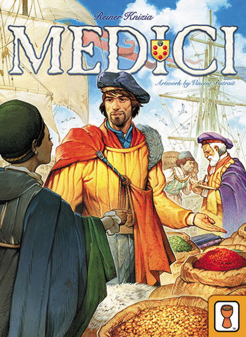 Medici - Rennaissance Board Game  - Grail Games