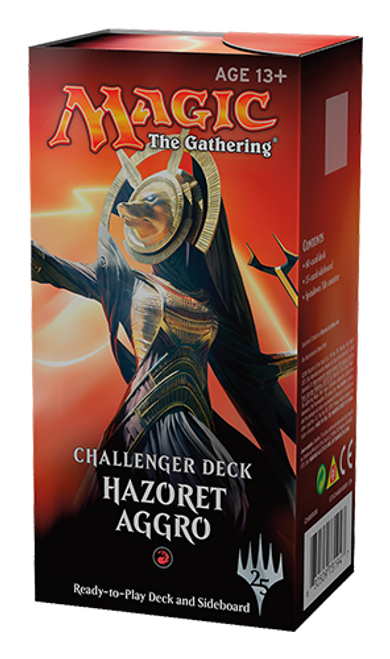 Magic the Gathering - Challenger Decks 2018 - Set of 8 - Wizard of the Coast