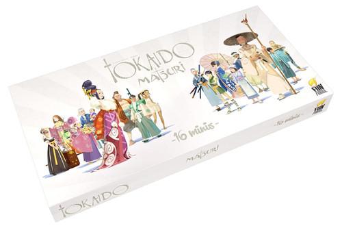 Tokaido - Accessory Matsuri Miniatures - Fun Forge Games