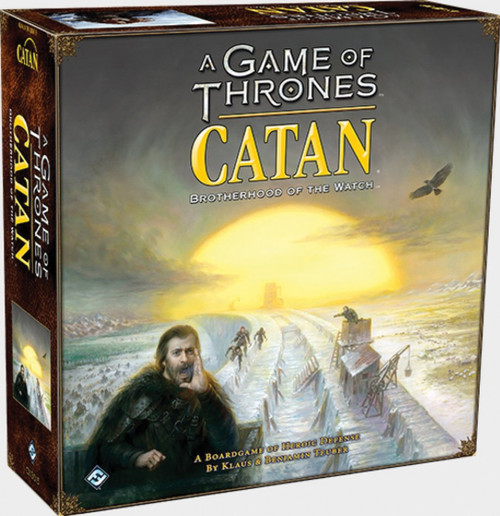 A Game of Thrones CATAN - Standalone Board Game