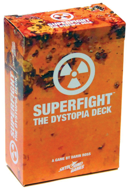 Superfight - The Dystopia Deck - Card Game - Skybound