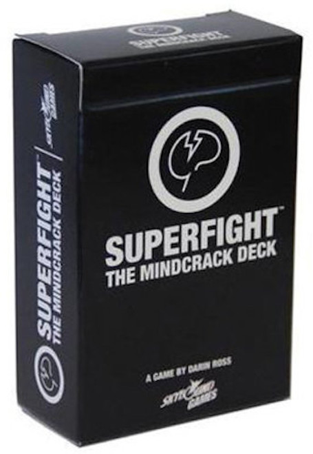 Superfight - The Mindcrack Deck - Card Game - Skybound