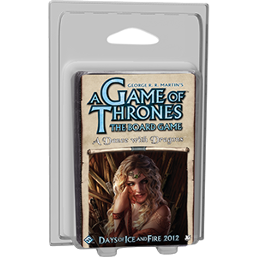 A Game of Thrones - The Board Game - A Dance With Dragons - Pod Expansion