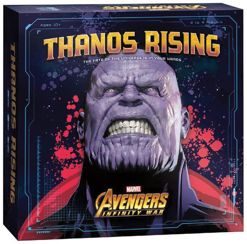 Thanos Rising - Avengers Infinity War - Dice and Card Game - USAOpoly
