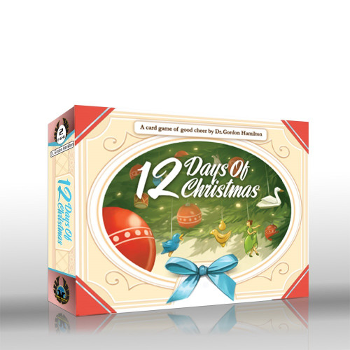 12 Days of Christmas - Card Game - Eagle Gryphon Games