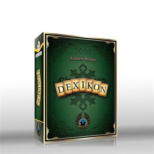 Dexikon - A World Building Card Game - Eagle Gryphon Games