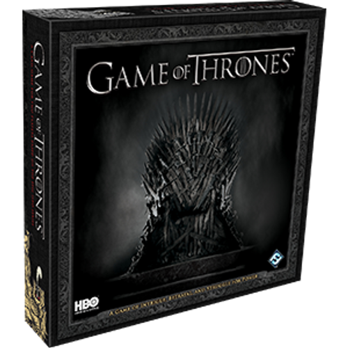 A Game of Thrones - The Card Game - HBO Edition - Core Set
