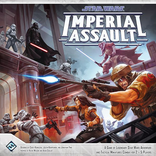 Star Wars - Imperial Assault - Core Game - Fantasy Flight
