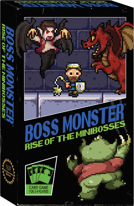 Boss Monster 3 - Rise of the Minibosses - Card Game