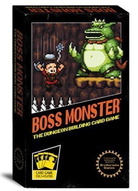 Boss Monster - The Dungeon Building Card Game