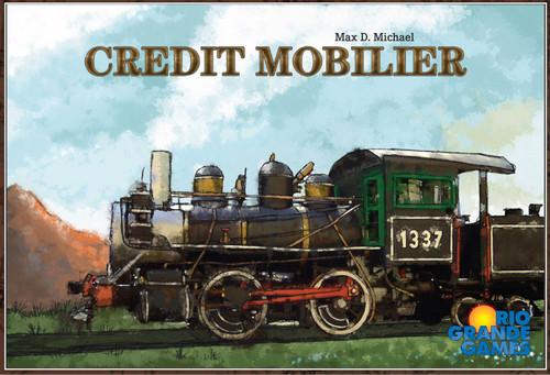 Credit Mobilier - A Railroad Board Game - Rio Grande Games