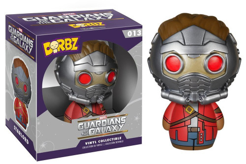 Dorbz Vinyl Figure - #013 - Marvel  - Guardians of the Galaxy - StarLord