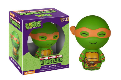 Dorbz Vinyl Figure - #055 - Teenage Mutant Ninja Turtles - TMNT - Michaelango