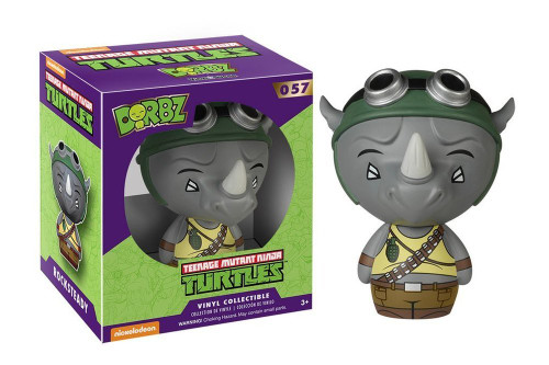 Dorbz Vinyl Figure - #057 - Teenage Mutant Ninja Turtles - TMNT - Roxsteady