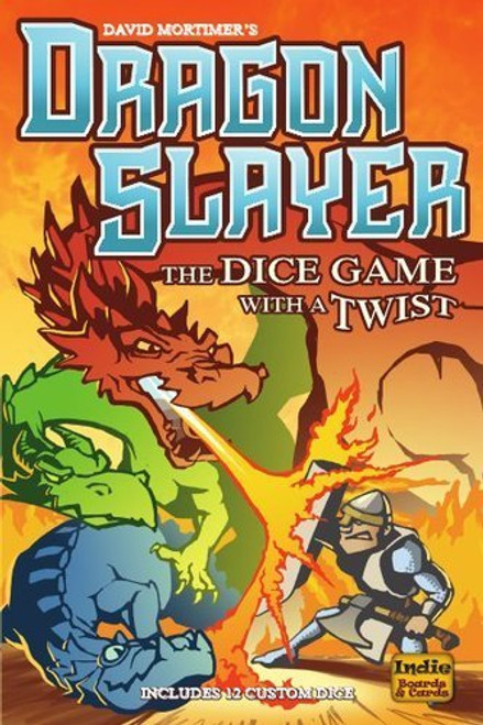 Dragon Slayer - The Dice Game with a Twist - Indie Boards & Cards